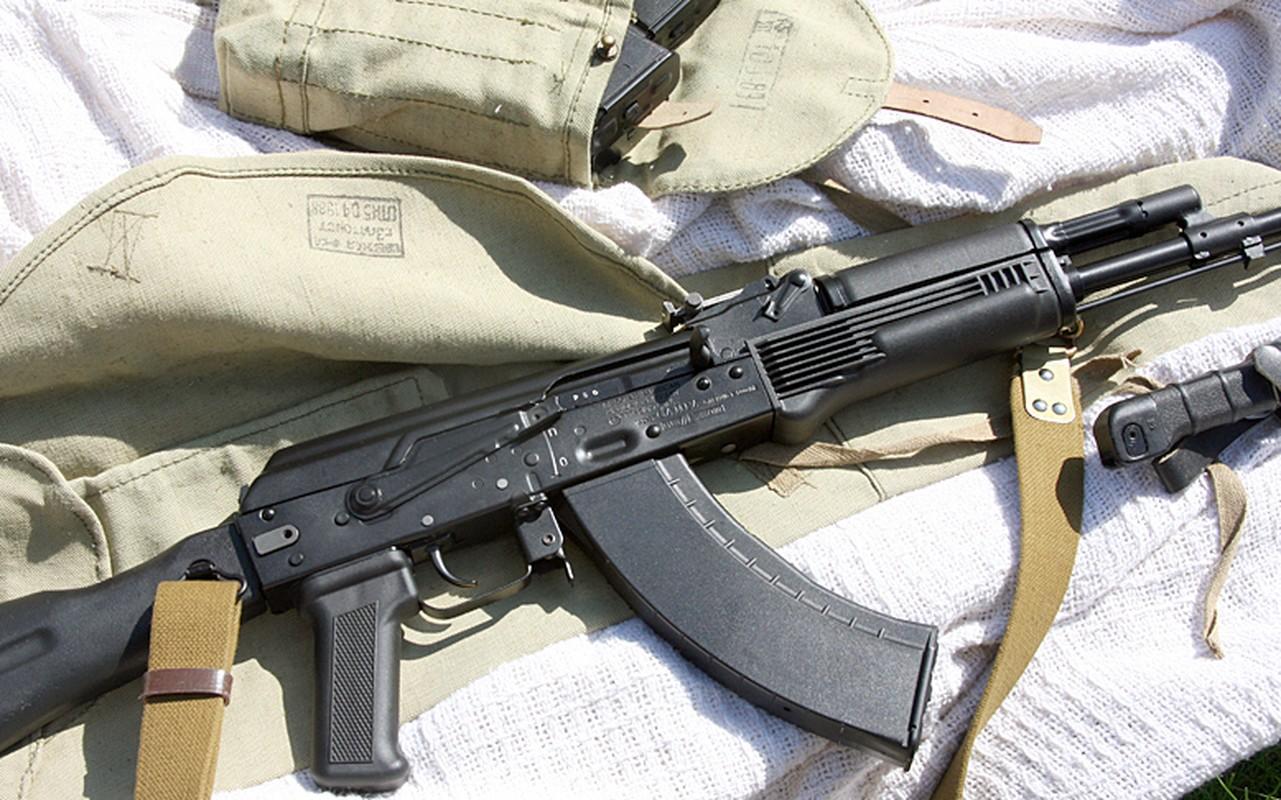 Ban AK-103 cho A Rap Xe Ut, Nga lai trung dam o IDEX 2019-Hinh-4
