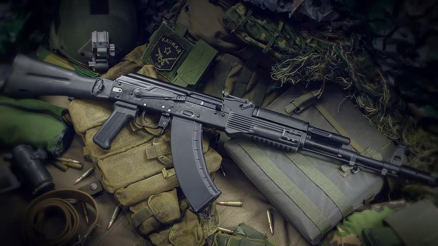 Ban AK-103 cho A Rap Xe Ut, Nga lai trung dam o IDEX 2019-Hinh-7