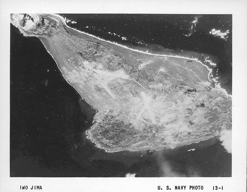 Tran Iwo Jima: Cuoc do bo cuoi cung cua My o Thai Binh Duong-Hinh-3
