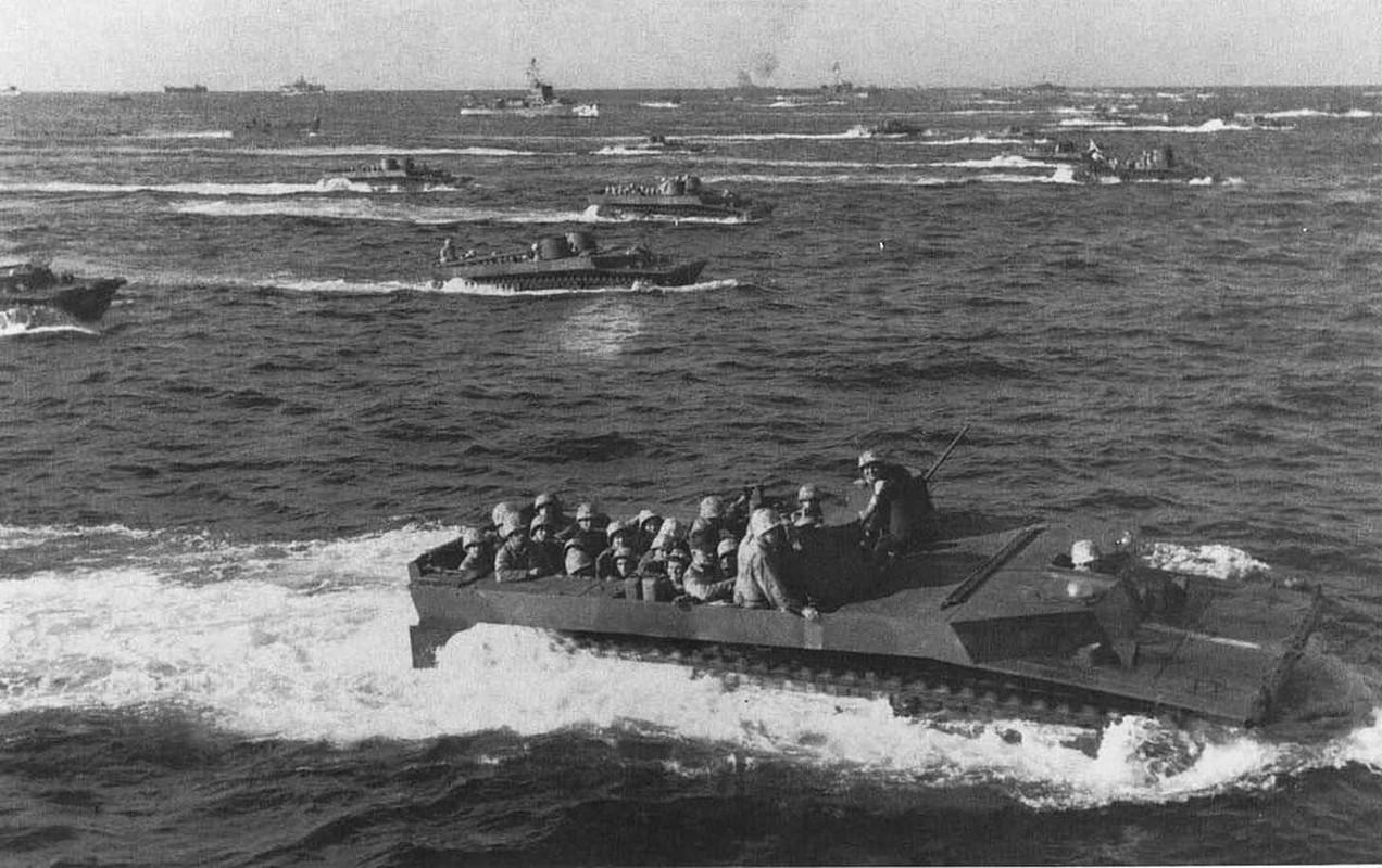 Tran Iwo Jima: Cuoc do bo cuoi cung cua My o Thai Binh Duong-Hinh-4