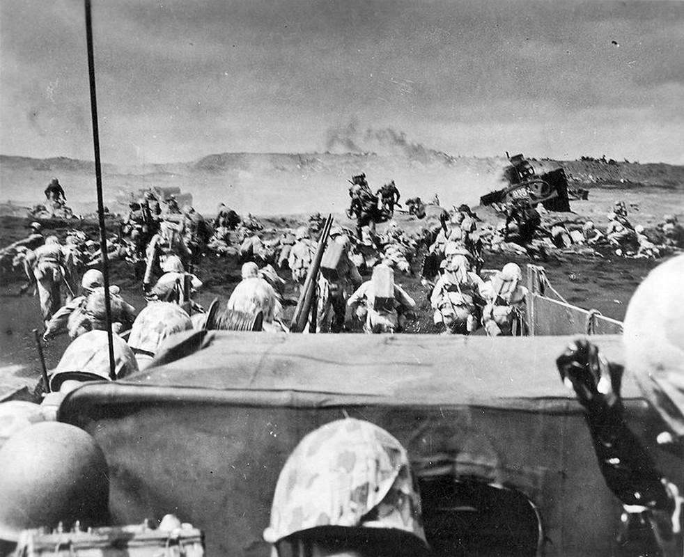 Tran Iwo Jima: Cuoc do bo cuoi cung cua My o Thai Binh Duong-Hinh-6