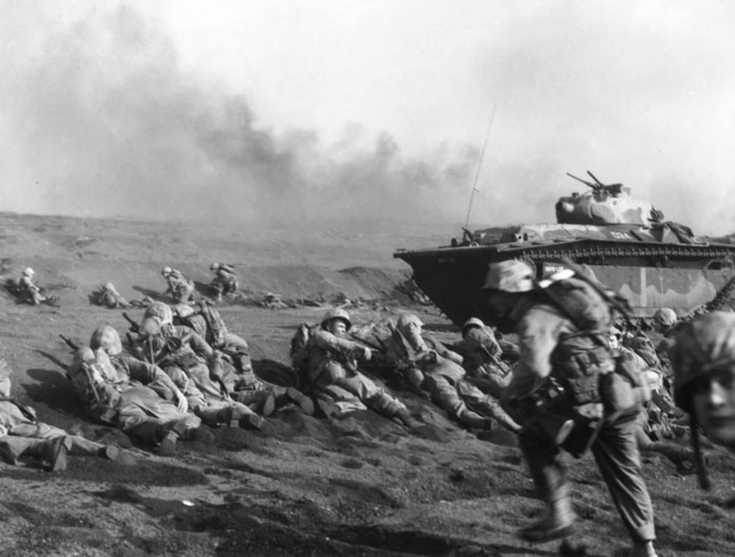 Tran Iwo Jima: Cuoc do bo cuoi cung cua My o Thai Binh Duong-Hinh-8
