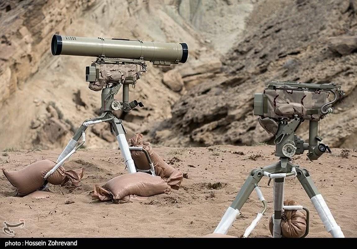 Choang voi man dien tap do bo cua Ve binh Cach mang Iran-Hinh-14