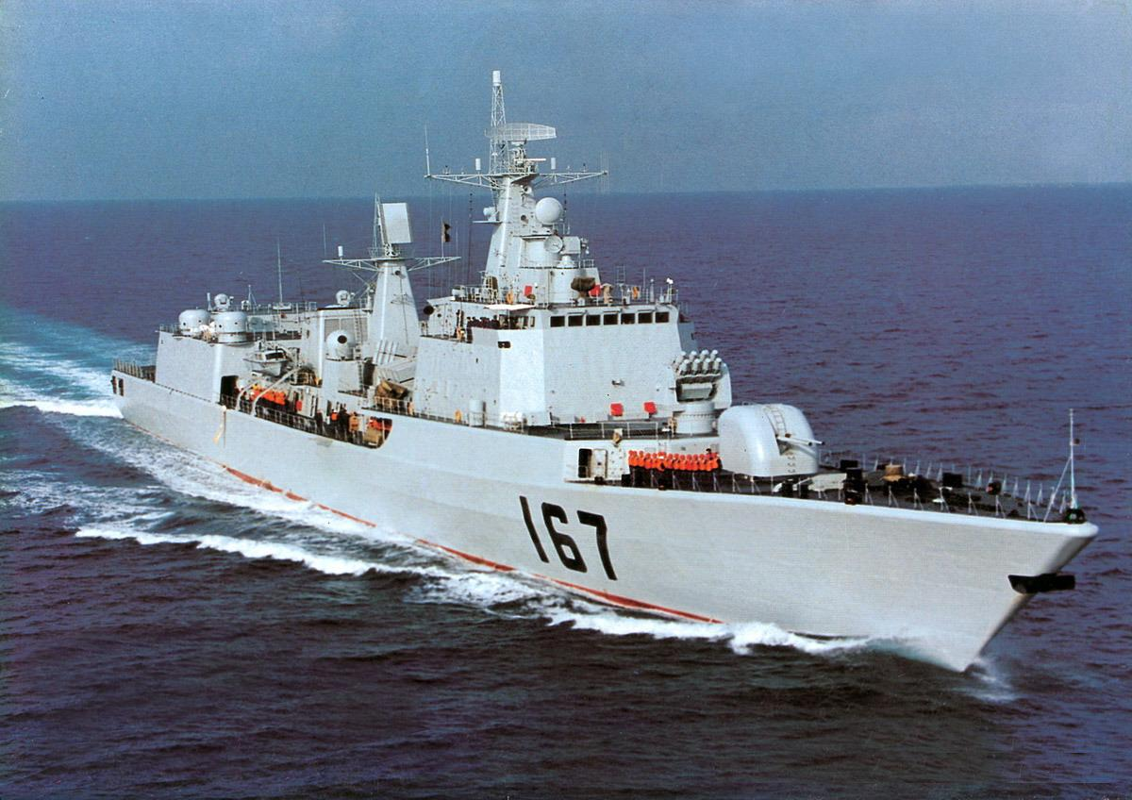 Tai sao Trung Quoc chi dong duy nhat mot khu truc ham Type 051B?-Hinh-4