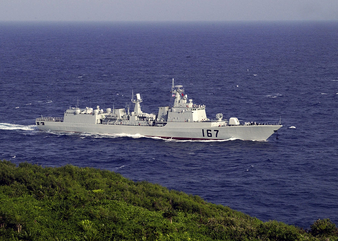 Tai sao Trung Quoc chi dong duy nhat mot khu truc ham Type 051B?