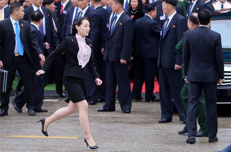 Thuong dinh My - Trieu: Ngay dau o Ha Noi cua ong Trump-Kim dien ra the nao?-Hinh-6