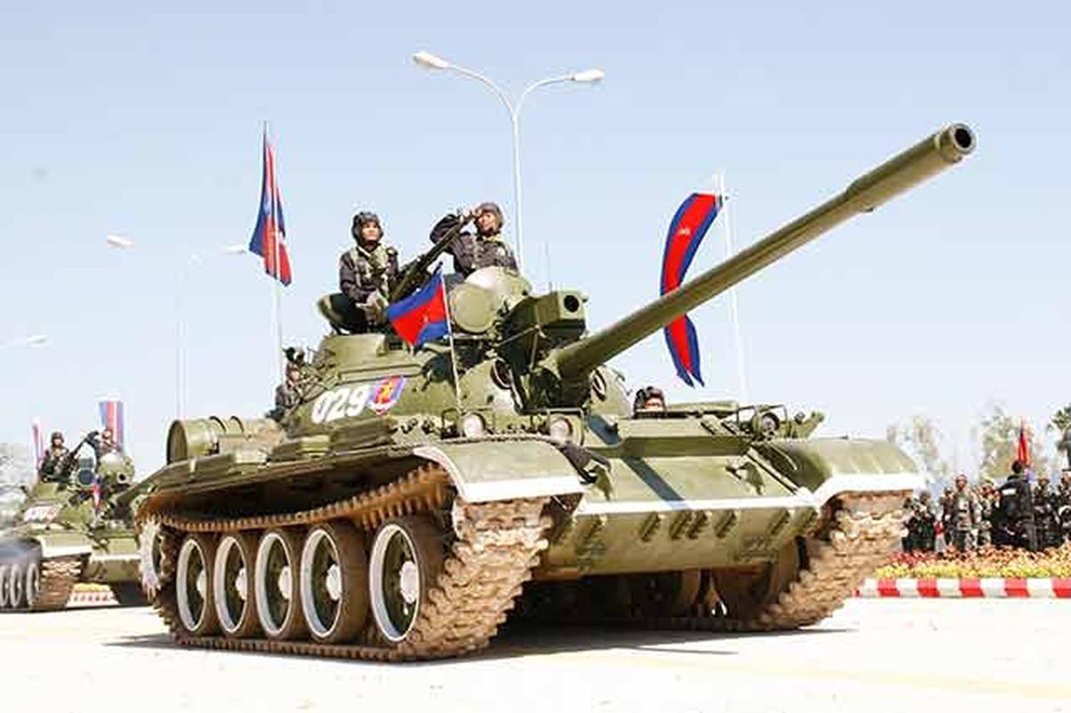Viet Nam co T-90, Lao co T-72, con Campuchia co gi?