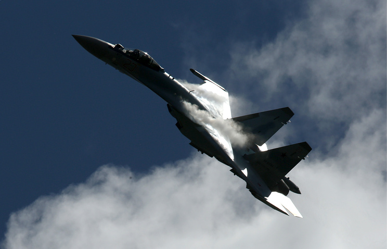 Nga chuyen giao 24 Su-35 cho Trung Quoc: Suc manh tang vot