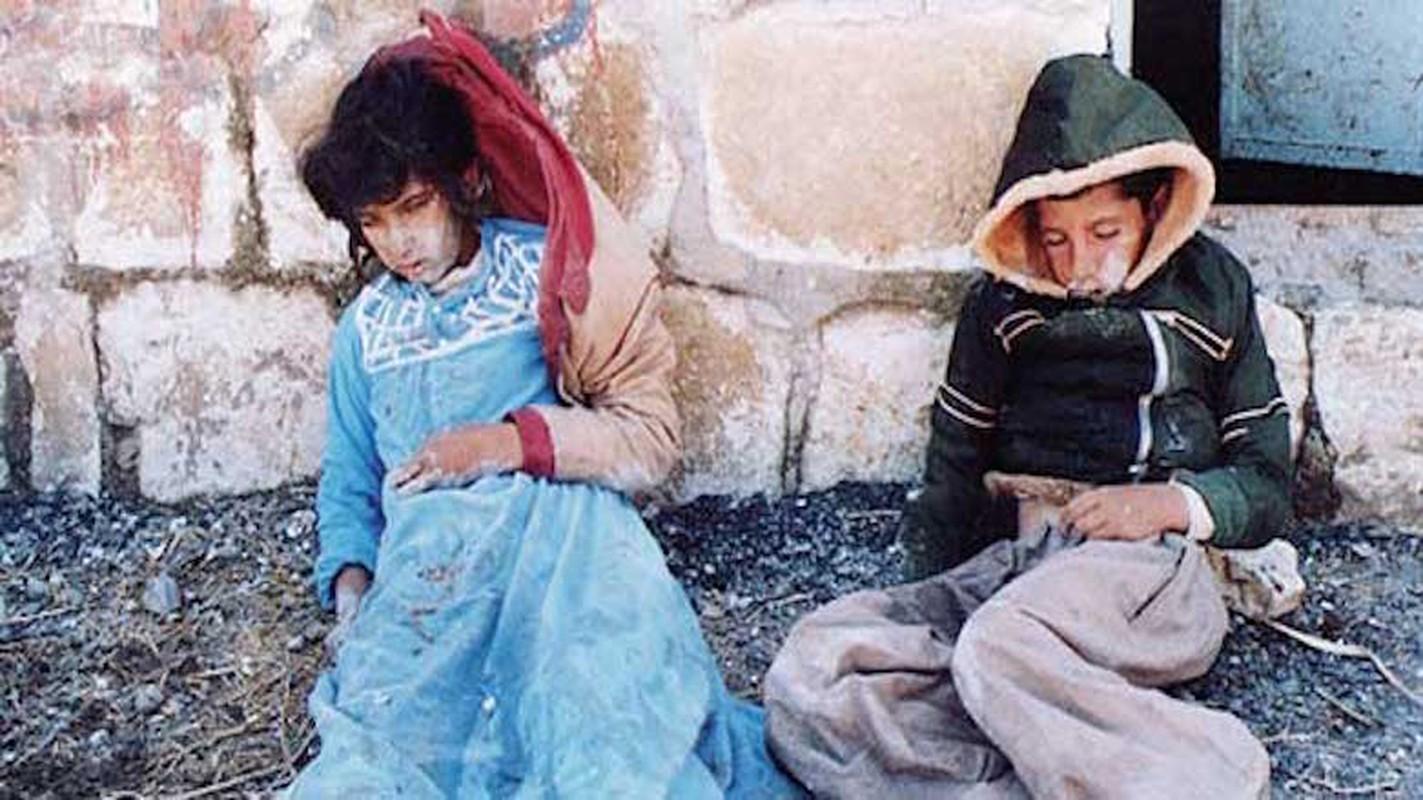 Kinh hoang cach Iraq huy diet quan doi Iran bang vu khi hoa hoc-Hinh-7