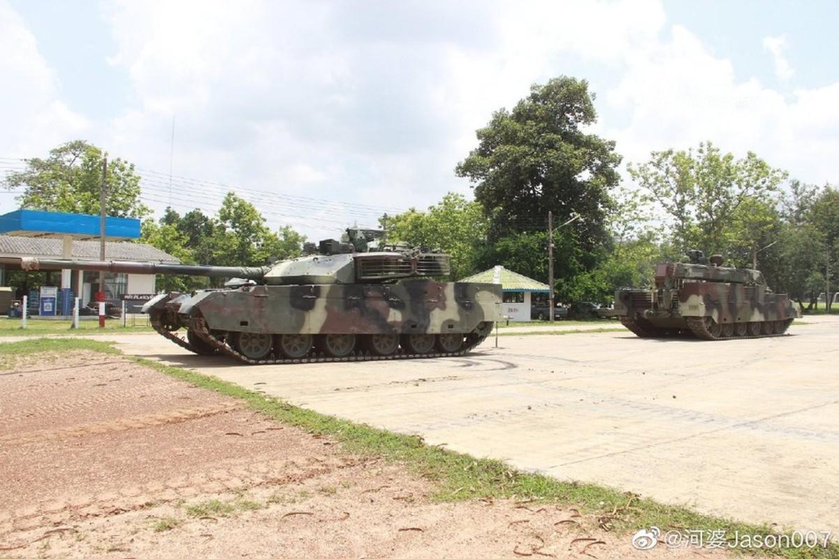 Mua xe tang Trung Quoc, Thai Lan nhan