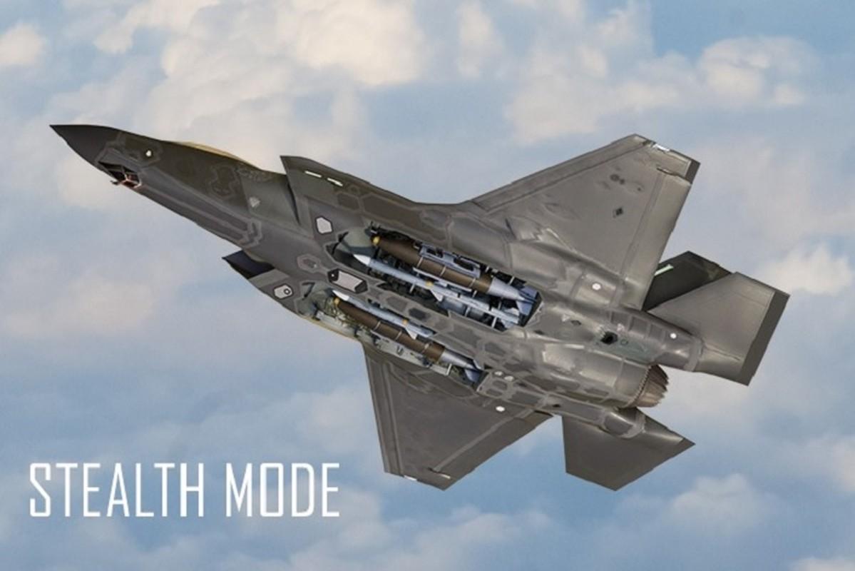 """Cang thang tang cao, F-35 My bat che do """"quai thu"""" o Trung Dong-Hinh-4"""