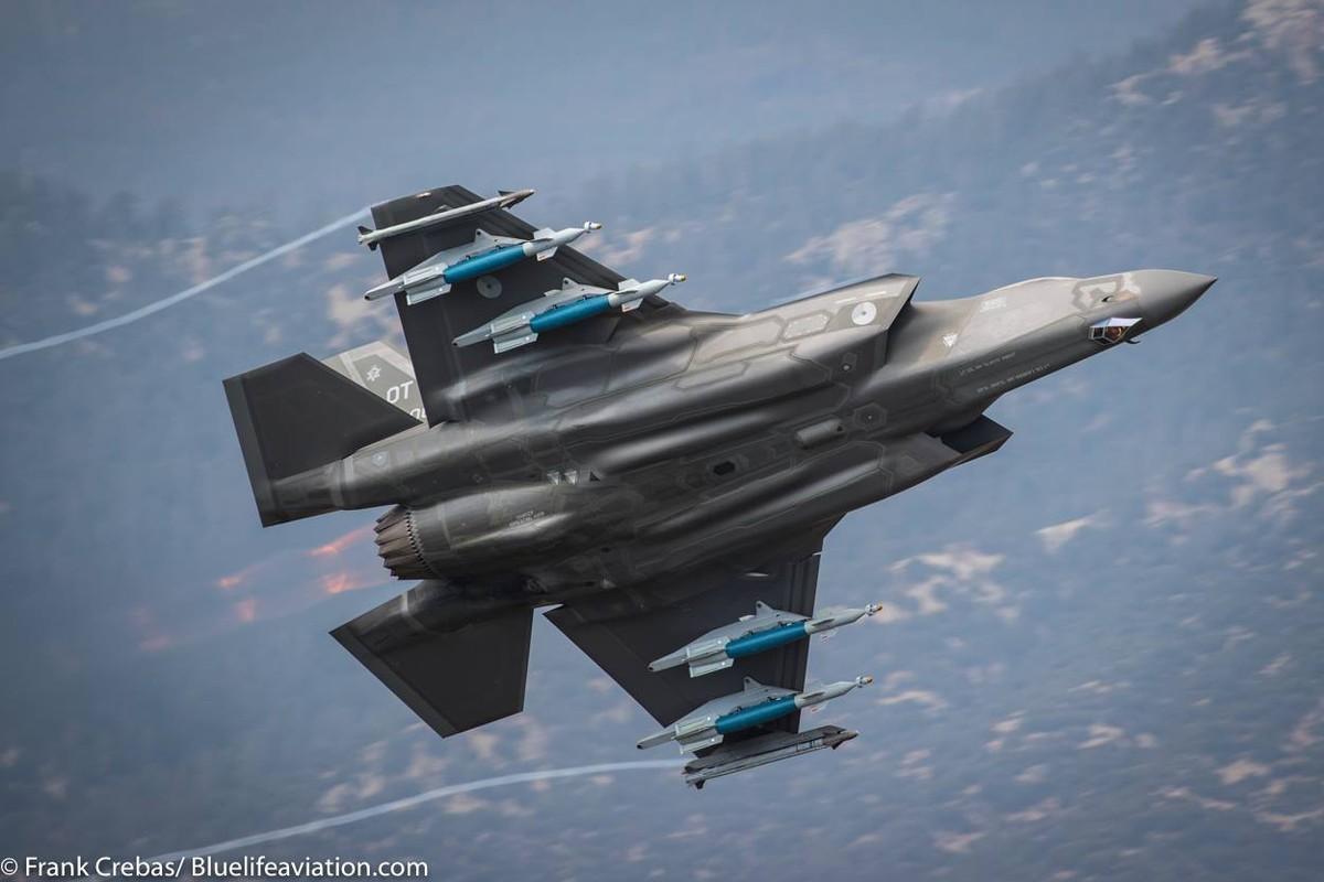 """Cang thang tang cao, F-35 My bat che do """"quai thu"""" o Trung Dong-Hinh-5"""