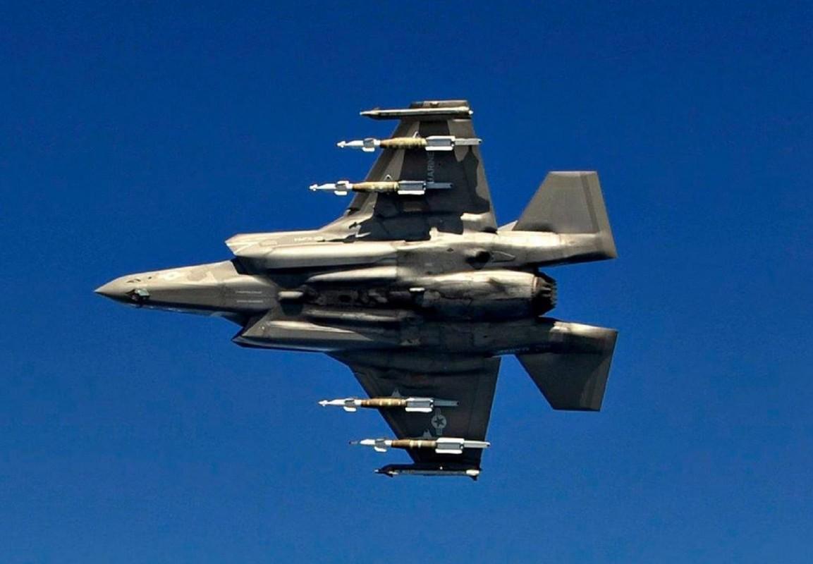 """Cang thang tang cao, F-35 My bat che do """"quai thu"""" o Trung Dong-Hinh-6"""