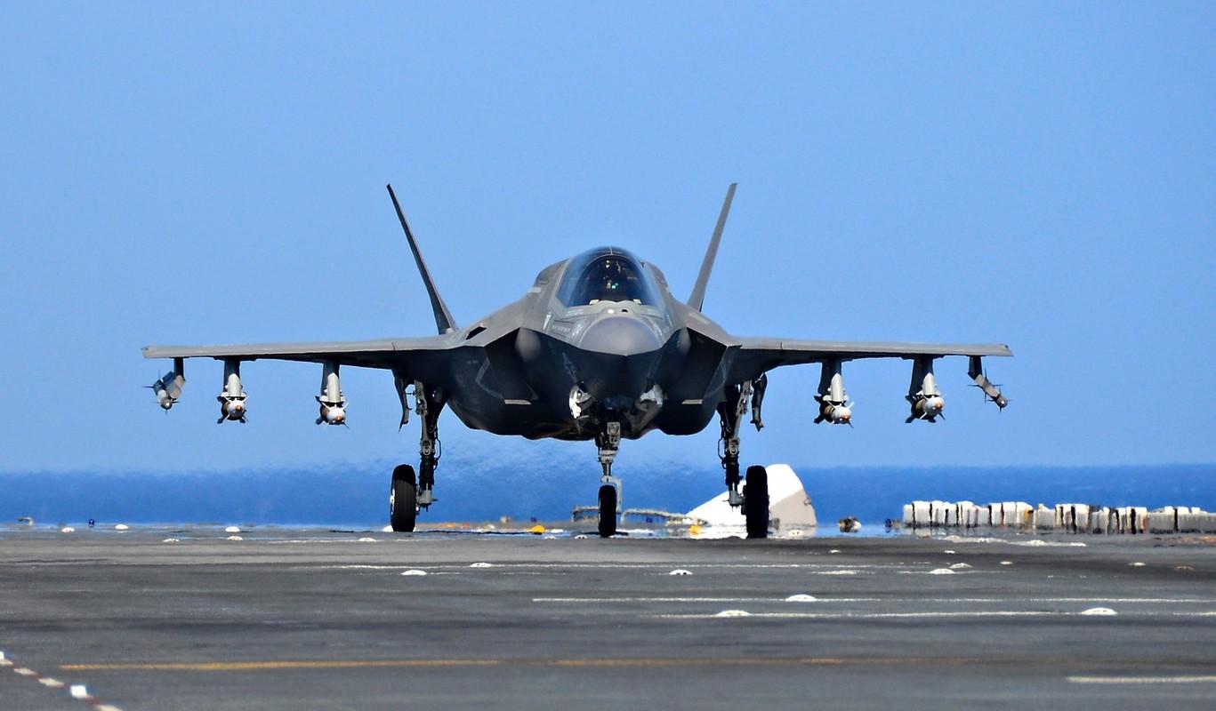 """Cang thang tang cao, F-35 My bat che do """"quai thu"""" o Trung Dong-Hinh-9"""