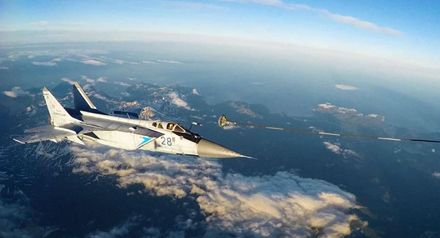 "MiG-31 cua Nga co the ""len dinh"" cao nhat bao nhieu?-Hinh-9"