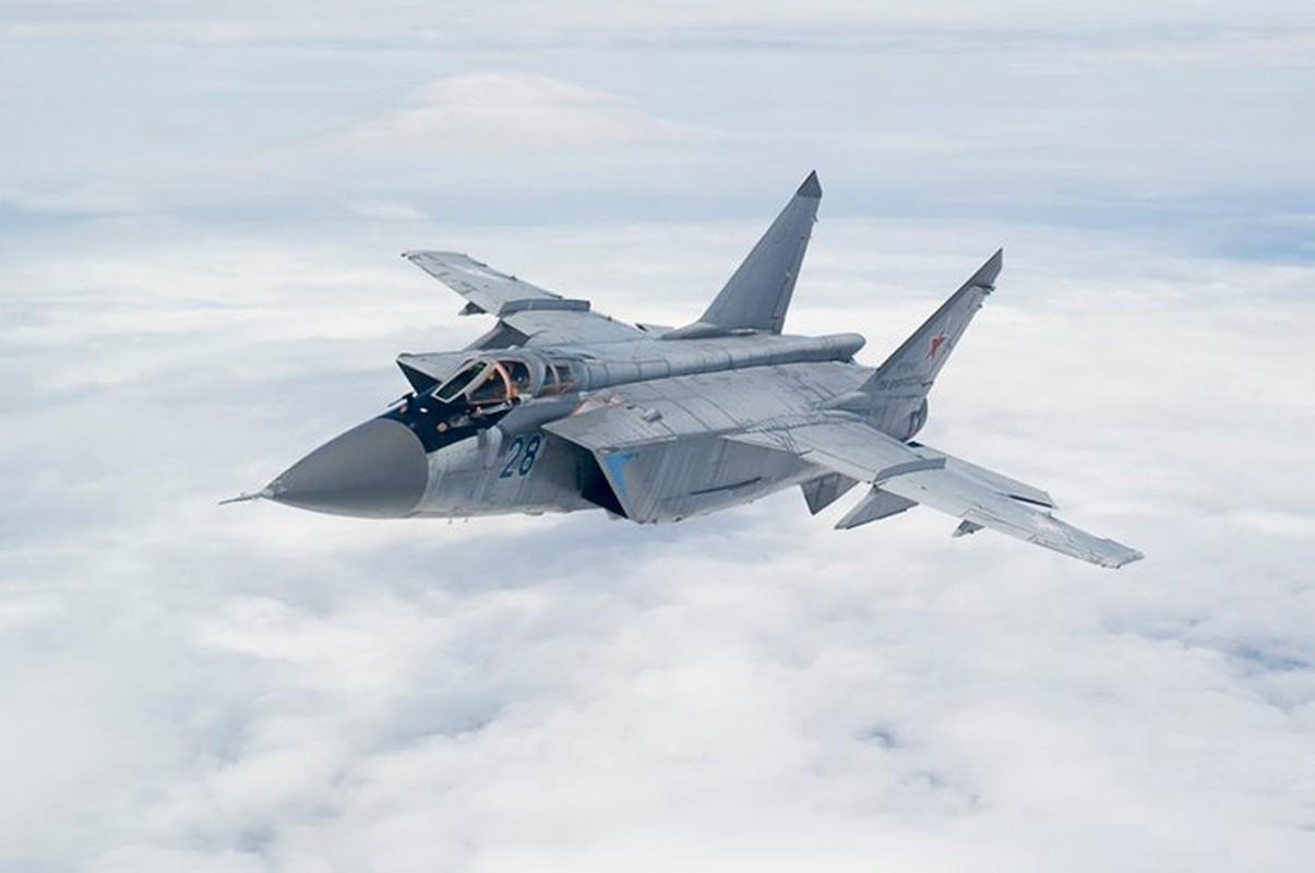 "MiG-31 cua Nga co the ""len dinh"" cao nhat bao nhieu?"