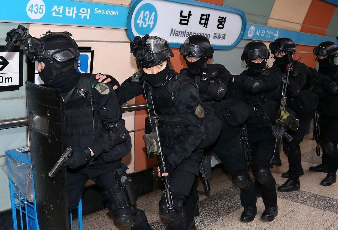 Han Quoc dien tap phan ung nhanh khi Seoul bi tan cong hoa hoc-Hinh-8