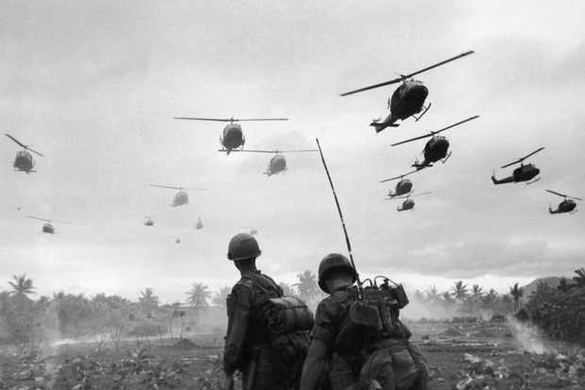 """My da """"dot"""" bao nhieu tien trong Chien tranh Viet Nam?"""