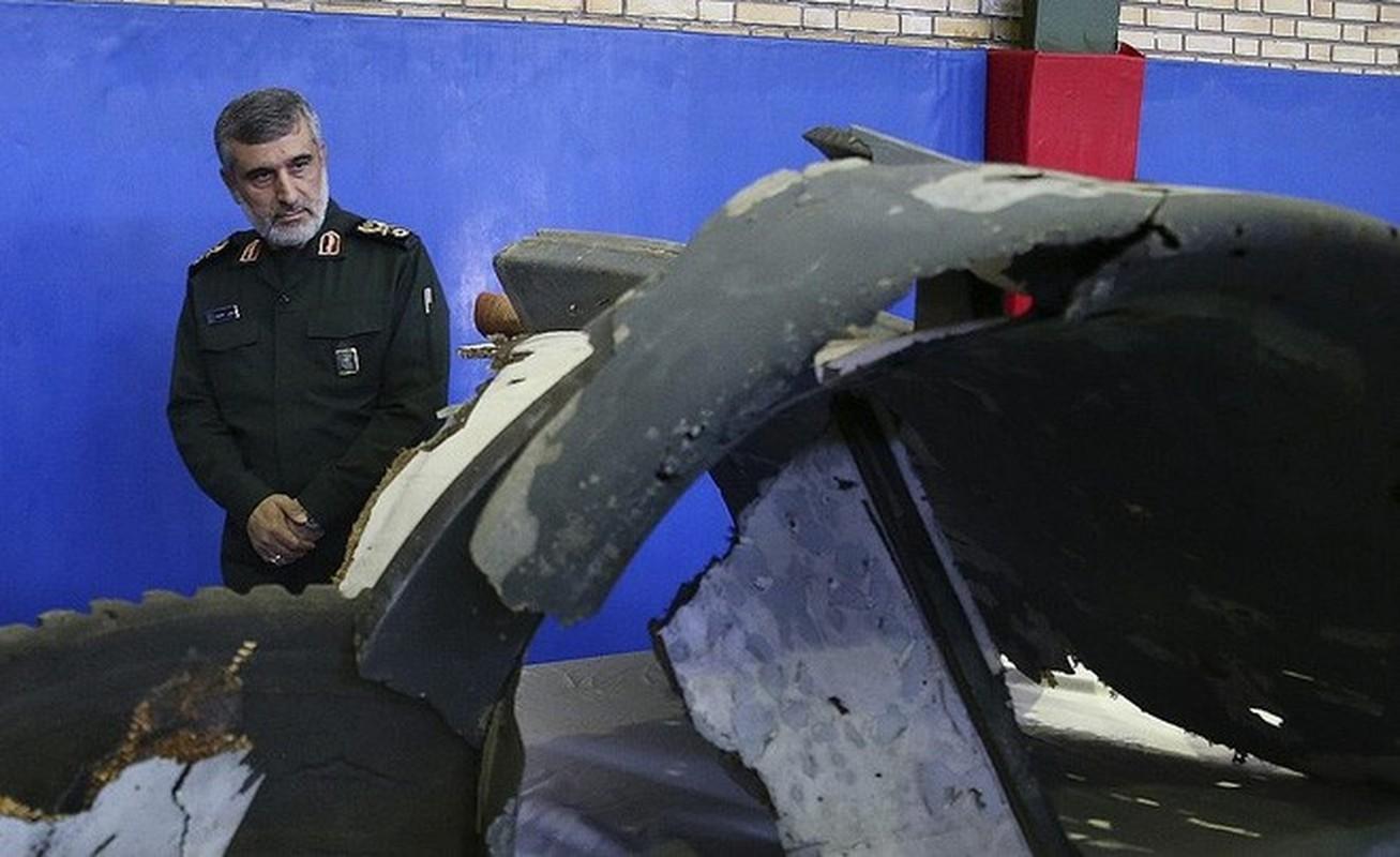 Nga mong cho gi tu xac UAV My bi Iran ban roi?