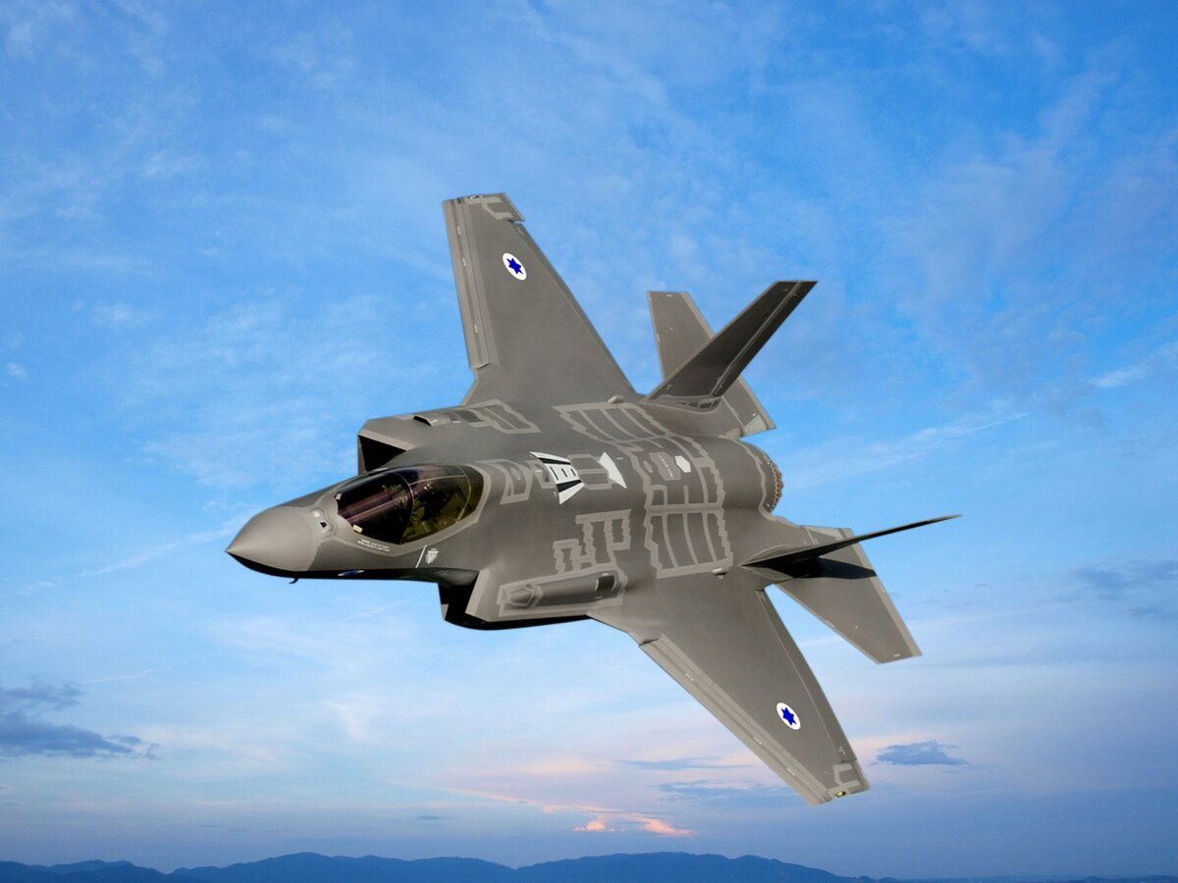Khong phai My, day moi la quoc gia dau tien su dung F-35 tren chien truong-Hinh-4