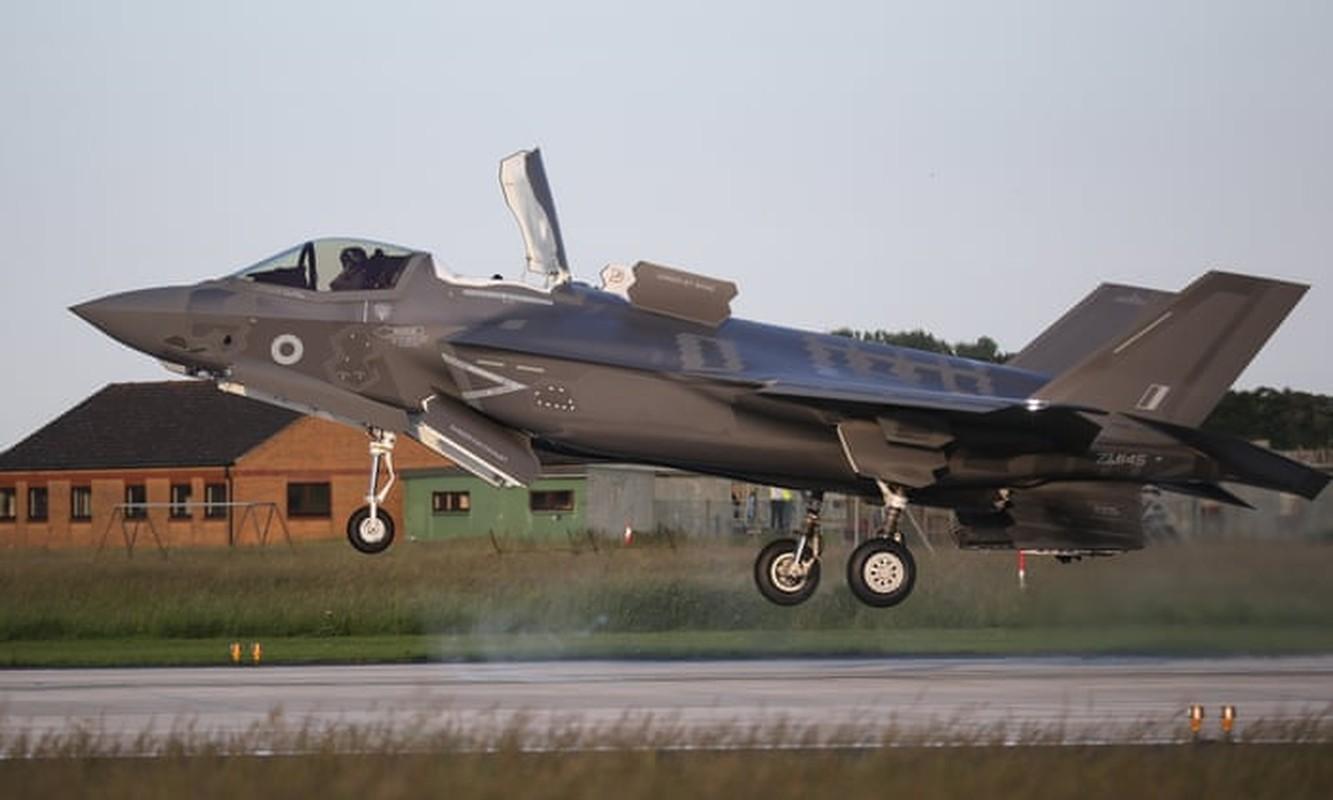 Khong phai My, day moi la quoc gia dau tien su dung F-35 tren chien truong-Hinh-8