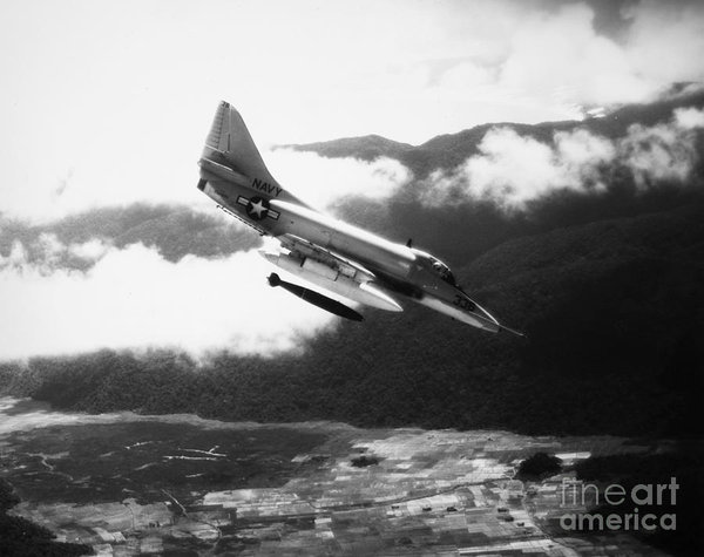 Bat ngo may bay My bi ban roi nhieu nhat trong Chien tranh Viet Nam-Hinh-10