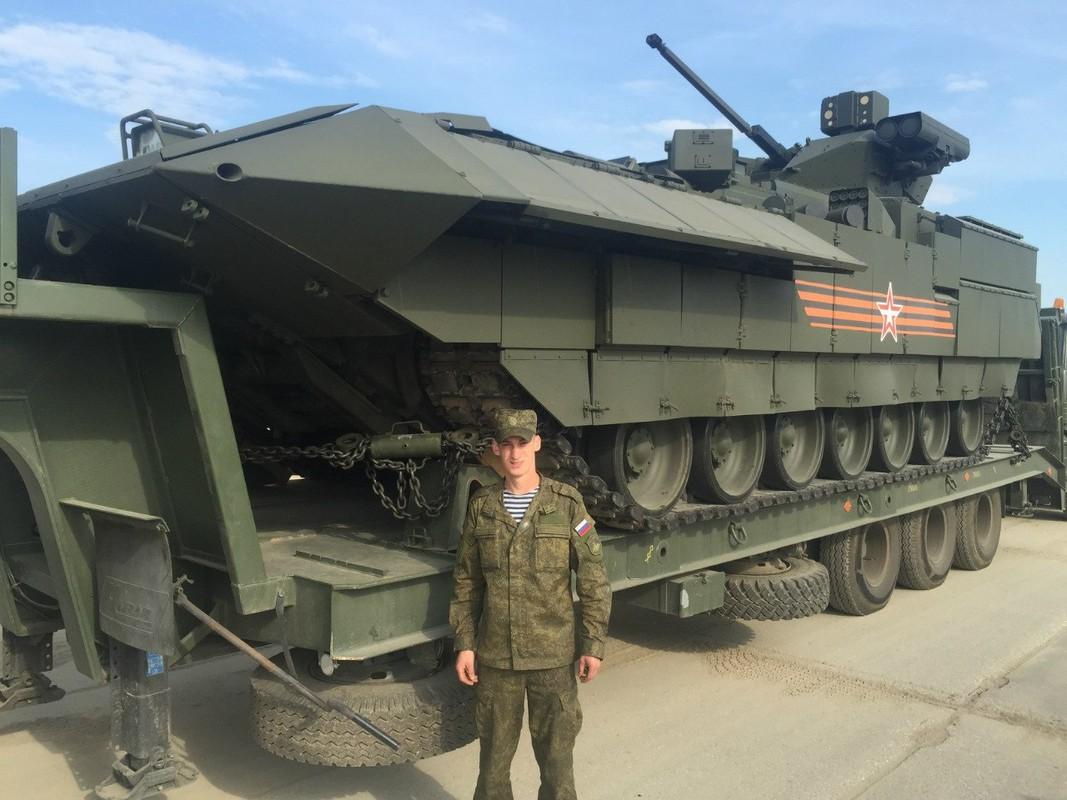 T-15 Armata lieu co xung danh xe chien dau bo binh tuong lai?-Hinh-10