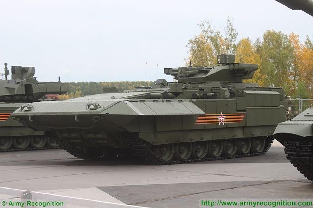 T-15 Armata lieu co xung danh xe chien dau bo binh tuong lai?-Hinh-2