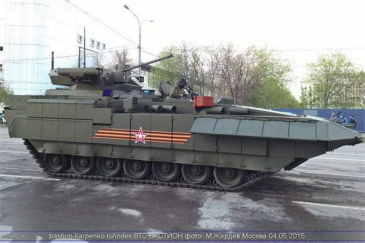 T-15 Armata lieu co xung danh xe chien dau bo binh tuong lai?-Hinh-4