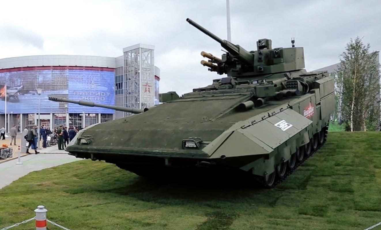 T-15 Armata lieu co xung danh xe chien dau bo binh tuong lai?-Hinh-7