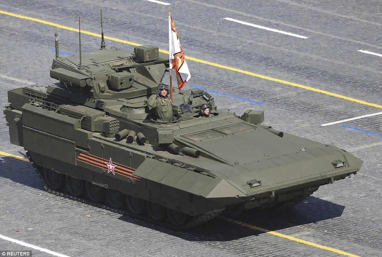 T-15 Armata lieu co xung danh xe chien dau bo binh tuong lai?-Hinh-9