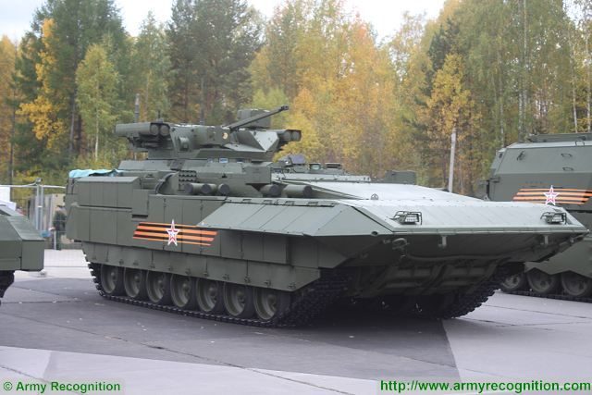 T-15 Armata lieu co xung danh xe chien dau bo binh tuong lai?
