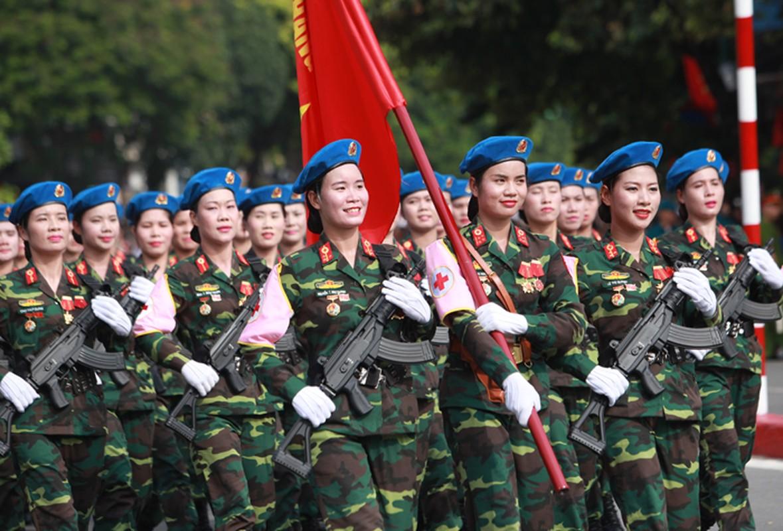 Viet Nam tang cuong trang bi sung Galil ACE 31 thay cho AKS va M18-Hinh-12