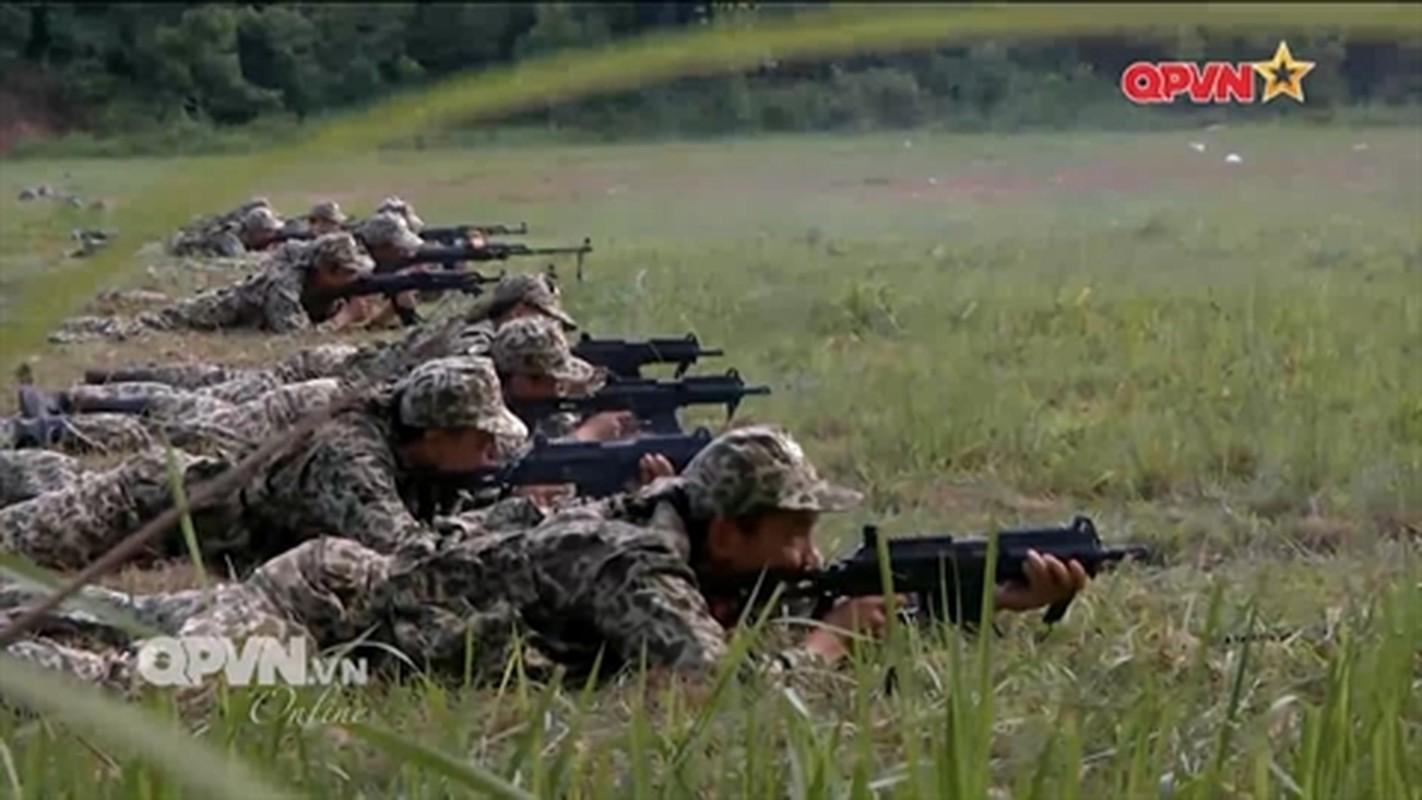 Viet Nam tang cuong trang bi sung Galil ACE 31 thay cho AKS va M18-Hinh-6