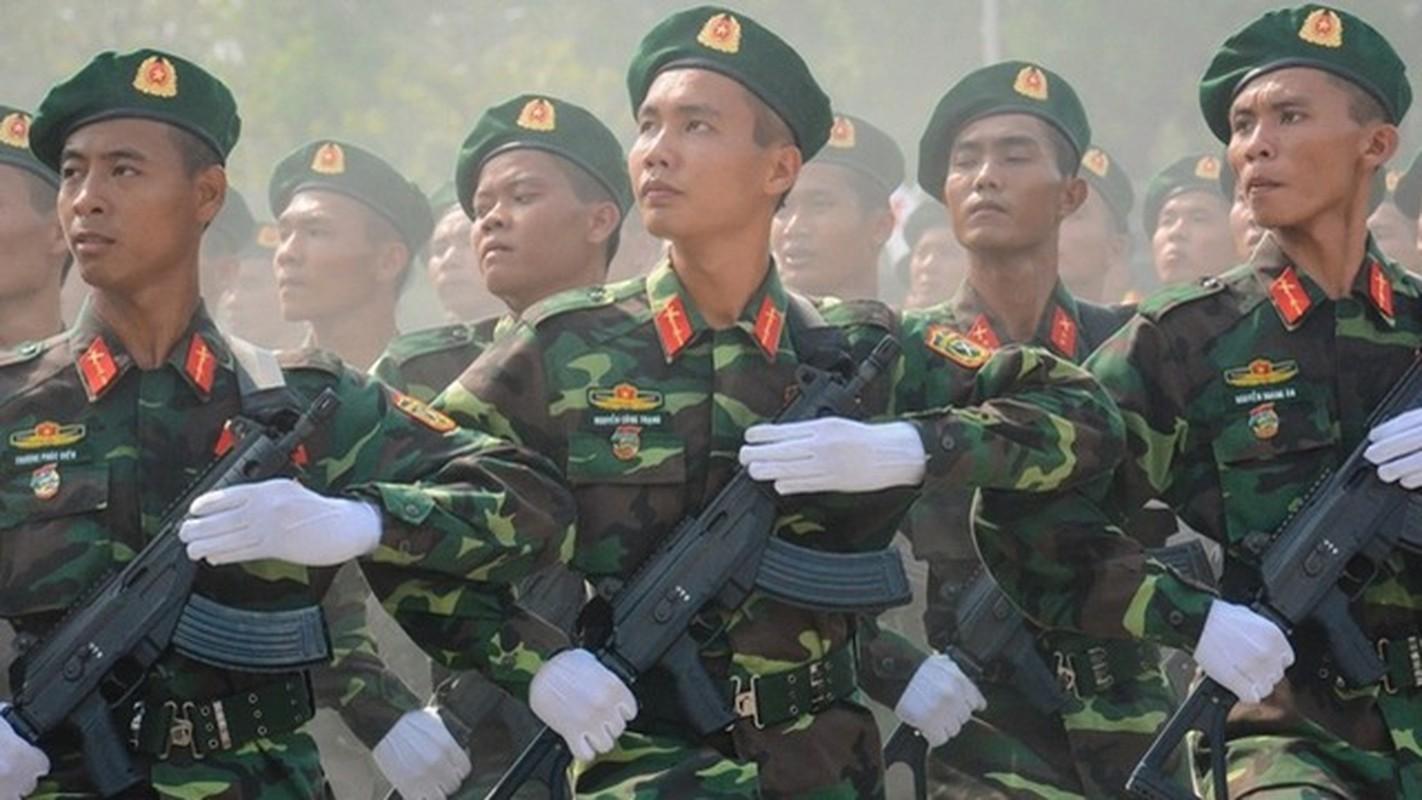 Viet Nam tang cuong trang bi sung Galil ACE 31 thay cho AKS va M18-Hinh-7