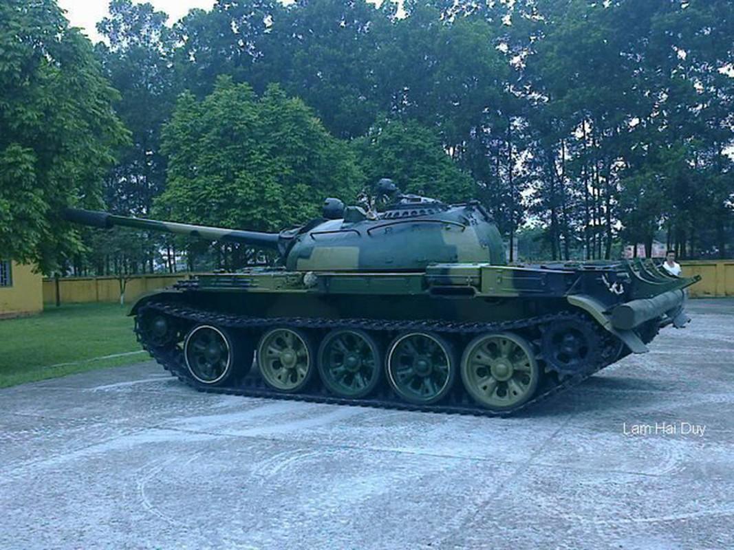 Viet Nam khong nang cap xe tang T-54/55 theo cach nay vi qua... dat