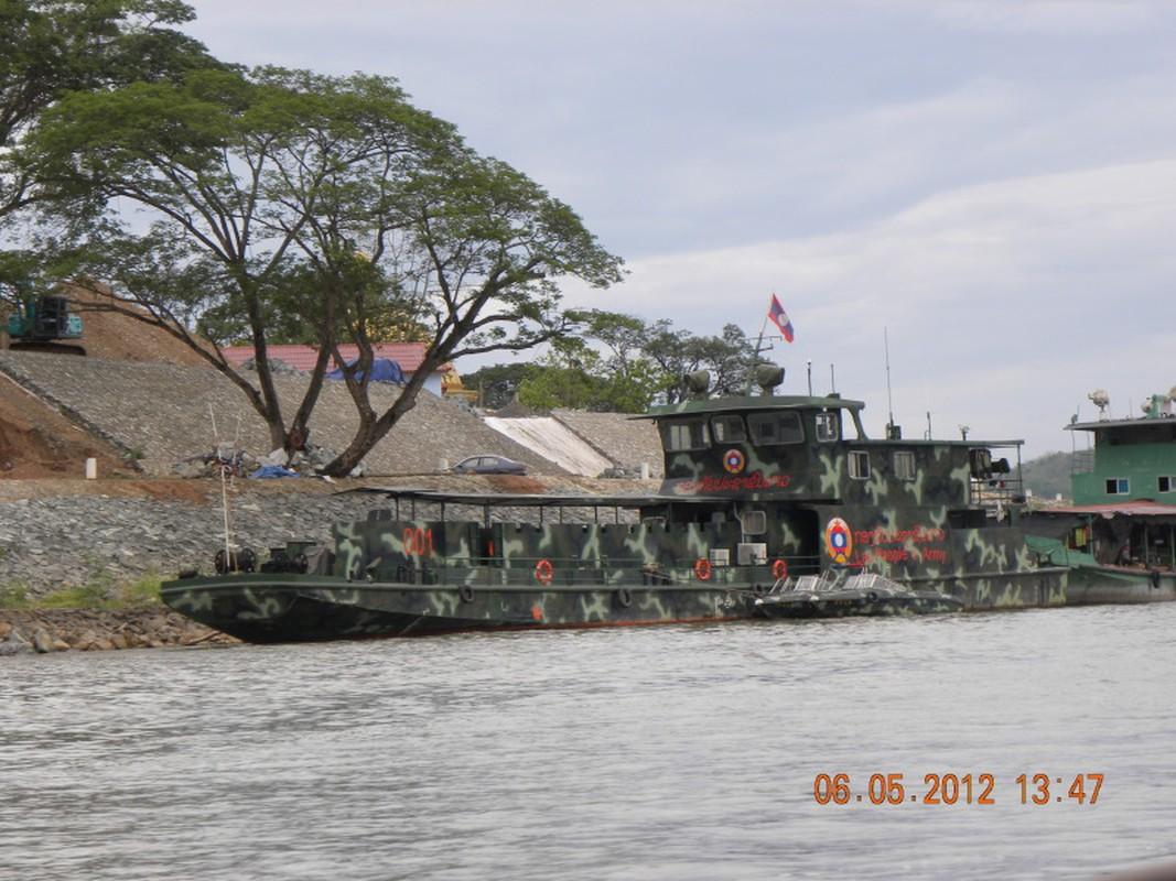 Quan doi Lao: Khong co may bay chien dau,