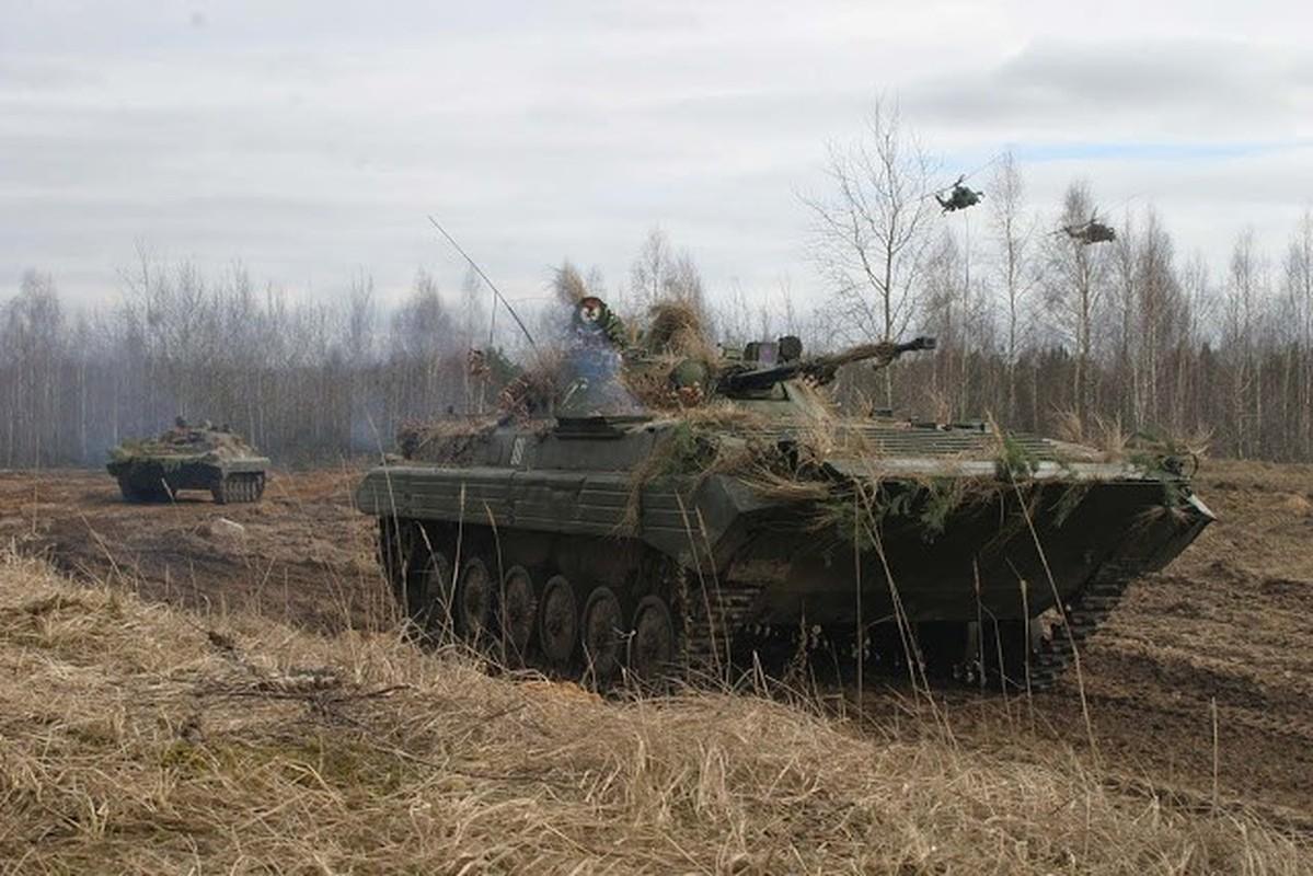 Viet Nam co the mua loat xe chien dau BMP-1/2 gia re tu Czech-Hinh-13