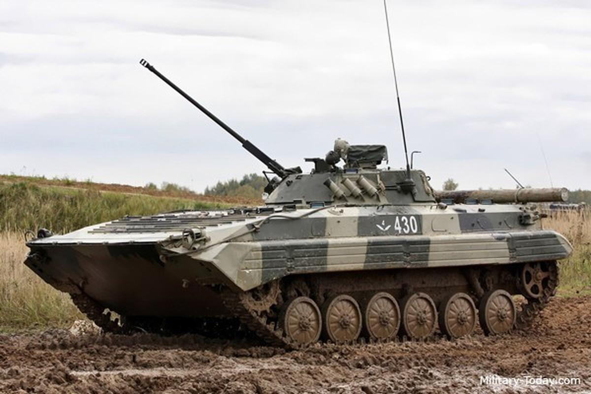 Viet Nam co the mua loat xe chien dau BMP-1/2 gia re tu Czech-Hinh-14