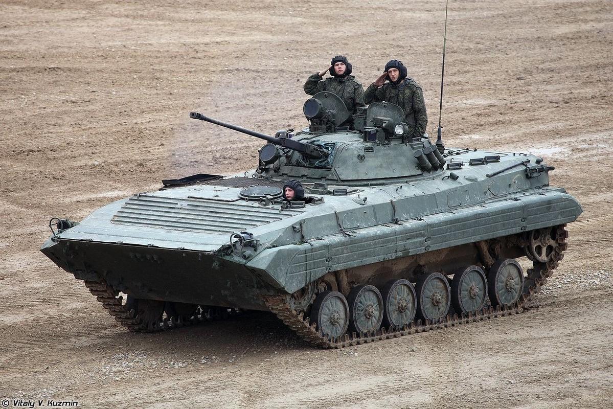 Viet Nam co the mua loat xe chien dau BMP-1/2 gia re tu Czech-Hinh-16