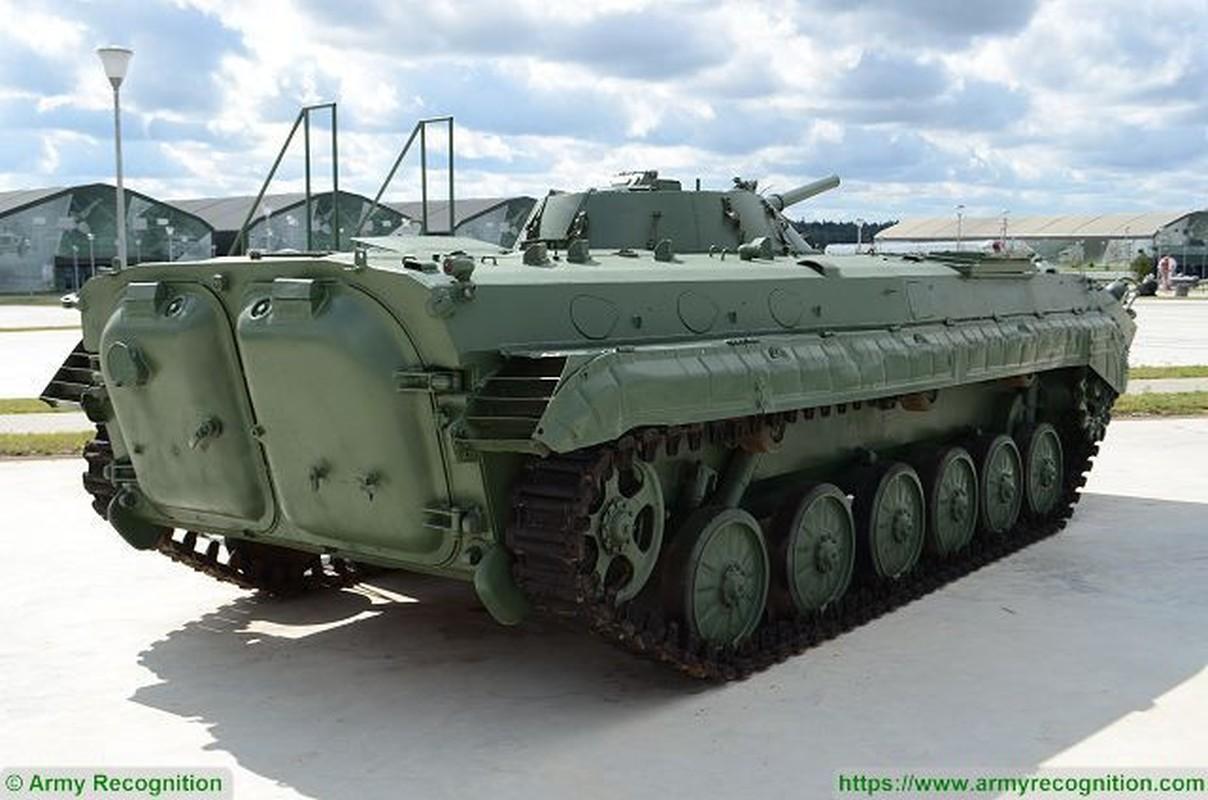 Viet Nam co the mua loat xe chien dau BMP-1/2 gia re tu Czech-Hinh-8