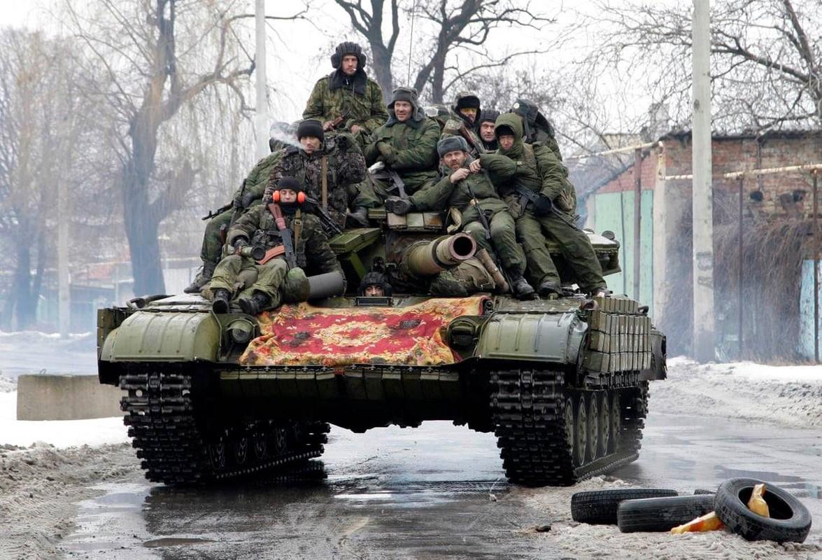 Noi chien Ukraine