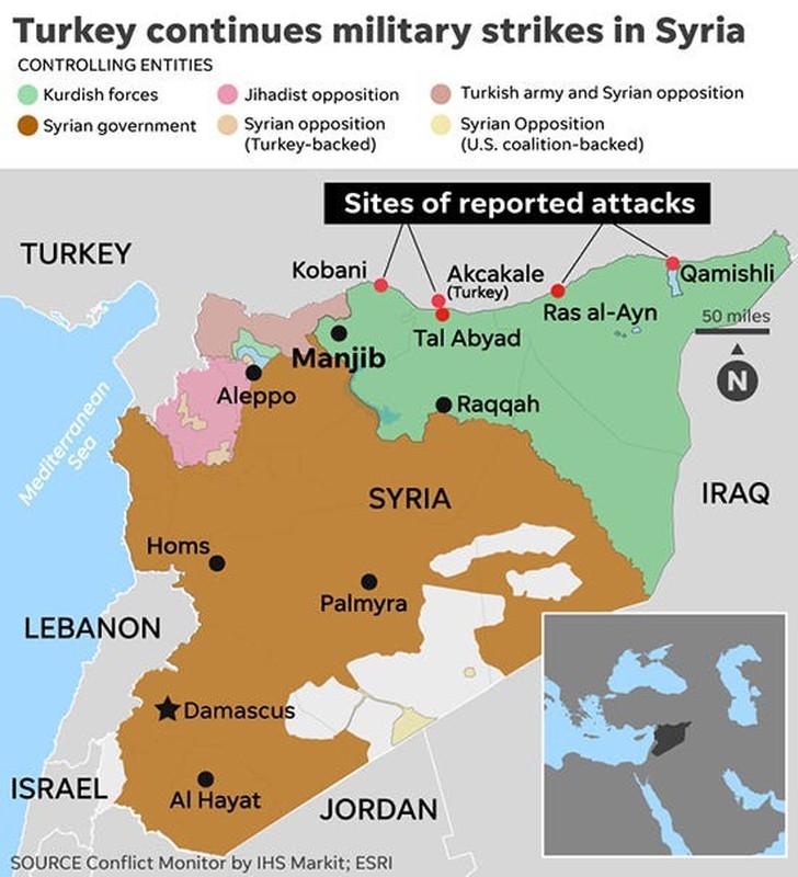 Nga cap toc vien tro tang thiet giap, vu khi khung cho Syria