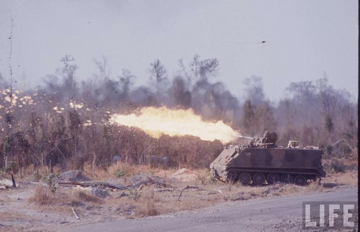 Thiet giap phun lua cuc doc giong het M113 My tung dua vao Viet Nam-Hinh-10