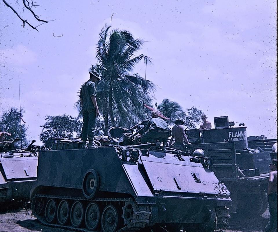 Thiet giap phun lua cuc doc giong het M113 My tung dua vao Viet Nam-Hinh-11