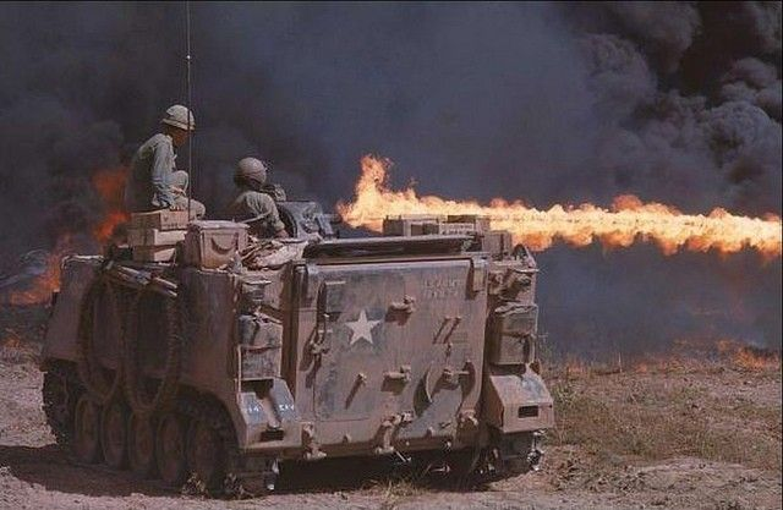Thiet giap phun lua cuc doc giong het M113 My tung dua vao Viet Nam-Hinh-4