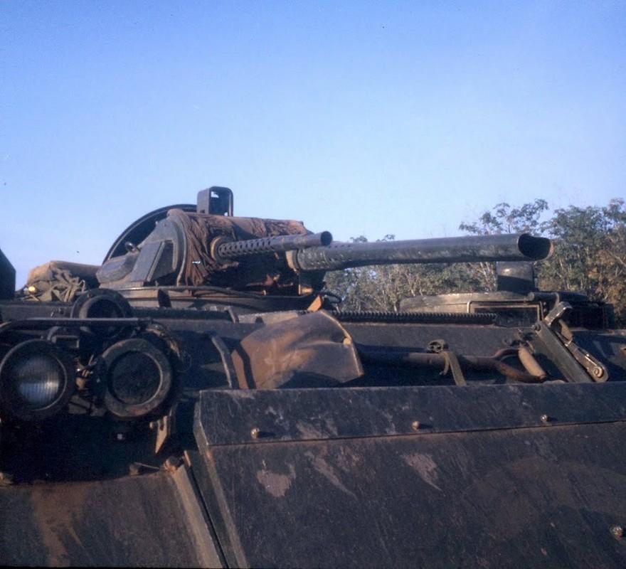 Thiet giap phun lua cuc doc giong het M113 My tung dua vao Viet Nam-Hinh-6