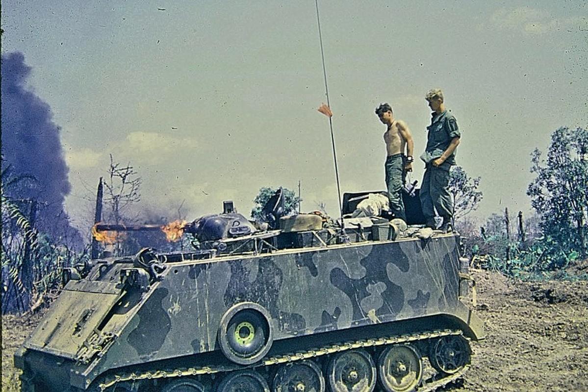 Thiet giap phun lua cuc doc giong het M113 My tung dua vao Viet Nam-Hinh-9