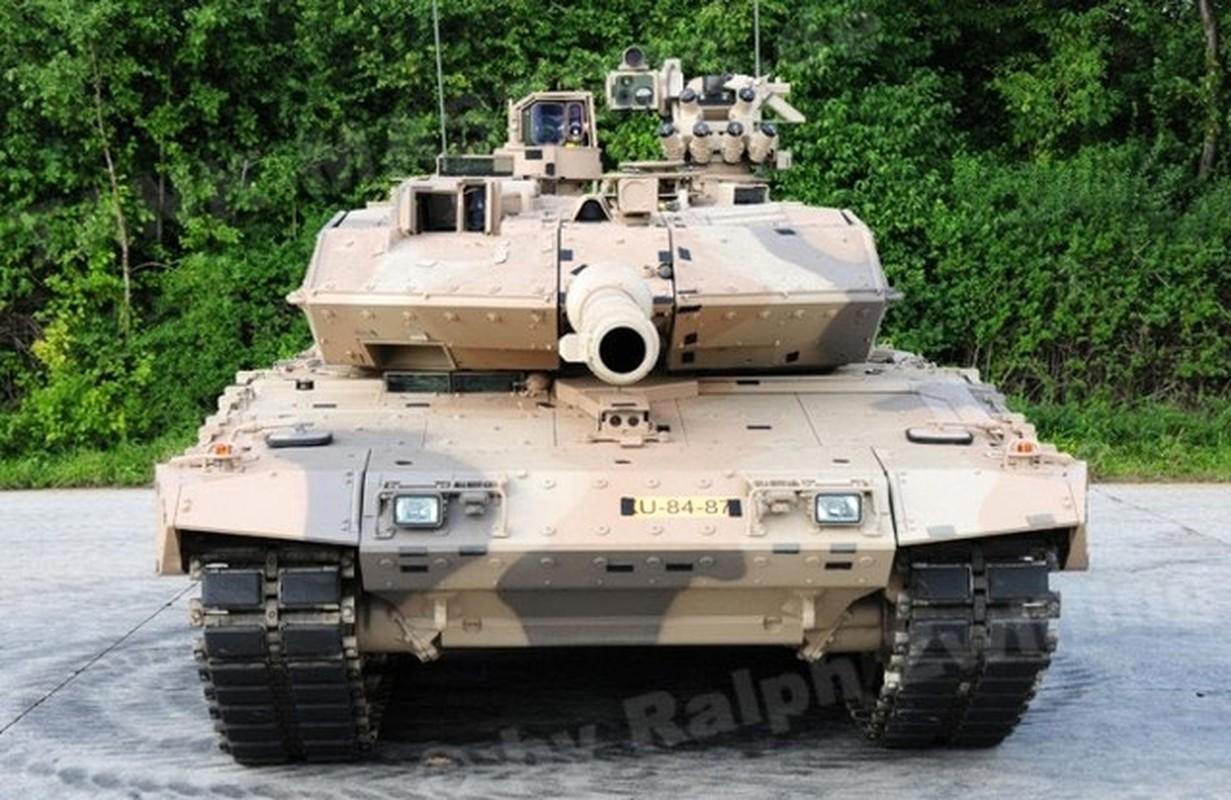 Leopard 2A7+ xung dang la