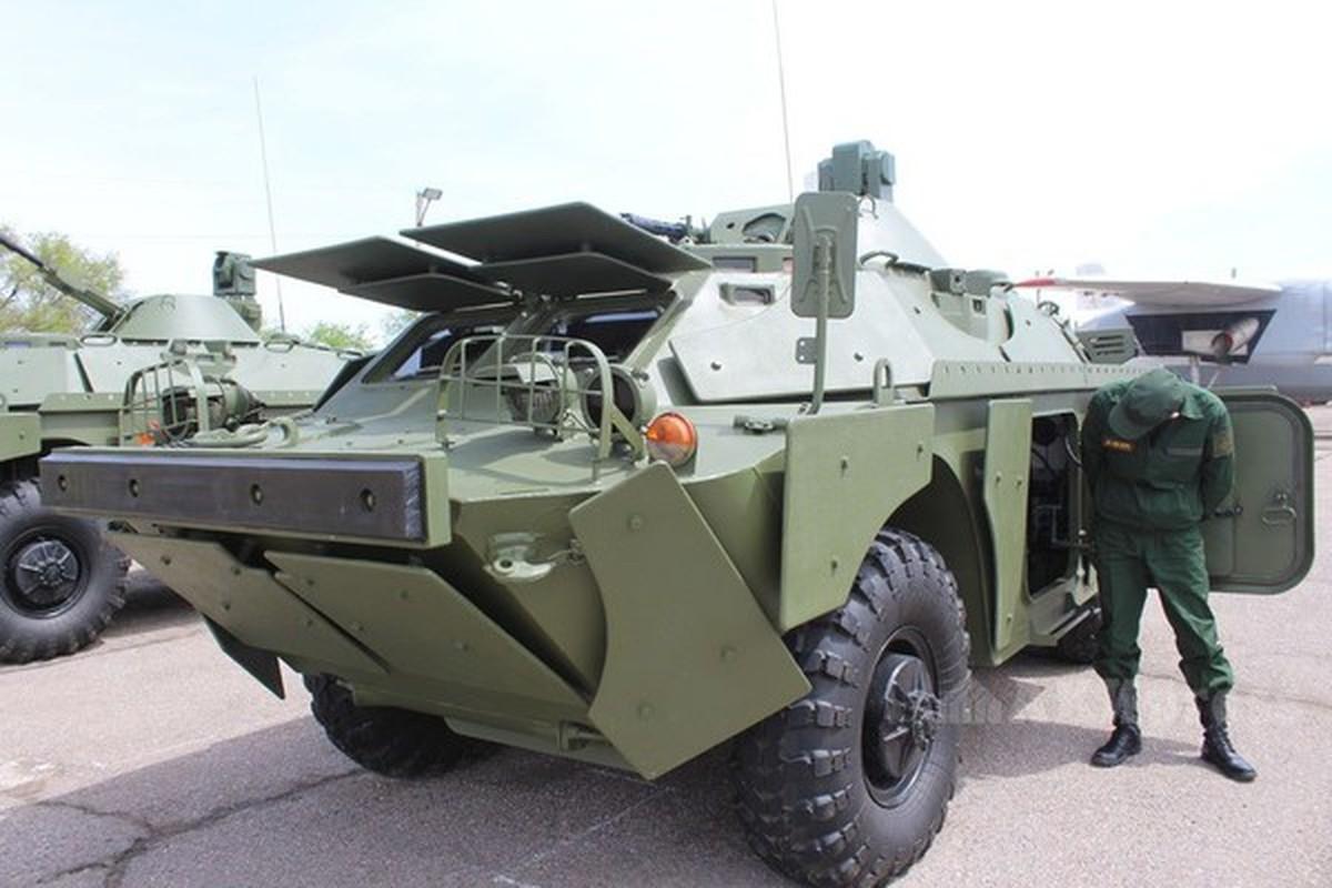 Xe thiet giap BRDM-2M qua re, Viet Nam nen can nhac nang cap-Hinh-10